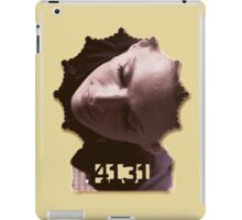 Kate Beckett's badge iPad Case/Skin