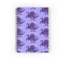 O for Octopus Spiral Notebook