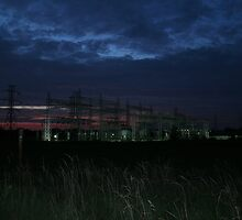 Erie Electricity by Scraylan