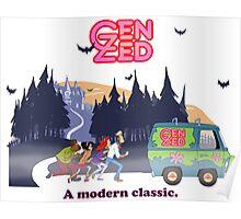 Zeddy Doo! Poster