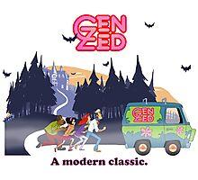 Zeddy Doo! Photographic Print