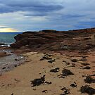 Where Land Meets the Sea by Jocelyn  Parry-Jones