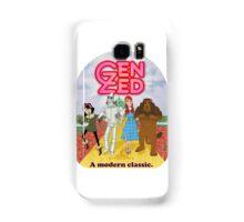 Wizard of Zed Samsung Galaxy Case/Skin