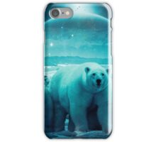 The Queen of the North Pole iPhone Case/Skin