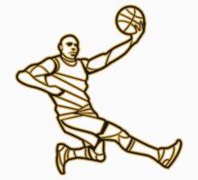 Basketballer Kids Tee
