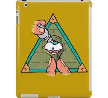 Illuminati are Baked iPad Case/Skin
