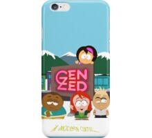 Gen Park iPhone Case/Skin