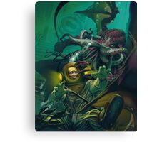 Cthulhu Star Spawn Canvas Print