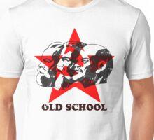 MARX ENGELS LENIN - OLD SCHOOL Unisex T-Shirt