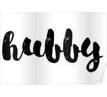 hubby Poster