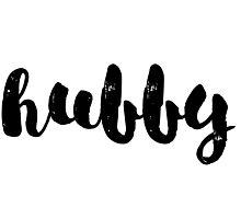 hubby Photographic Print