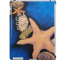 Sea Shore Still Life iPad Case/Skin