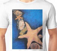 Sea Shore Still Life Unisex T-Shirt