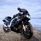 Suzuki GSX R Hyper Sports by Chris Paddick