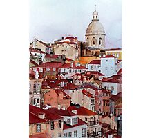 Lisbon, Portugal Photographic Print