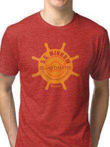 SS Minnow Tri-blend T-Shirt