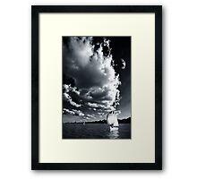 Firulete Framed Print