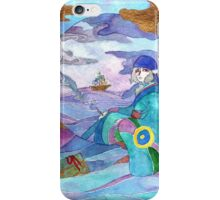 Mononoke Medicine Seller iPhone Case/Skin