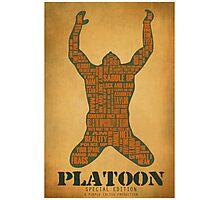 Platoon redux Photographic Print