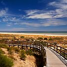 Largs Bay Boardwalk by Scott Harding