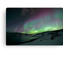 Aurora Borealis / North Light Canvas Print