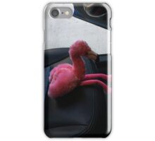 I guess I will not be driving iPhone Case/Skin