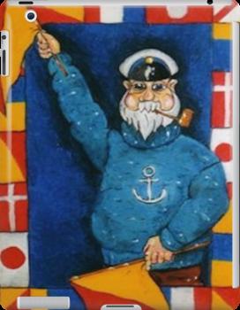 Flag waving by Jonesyinc