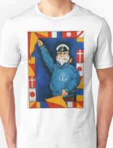 Flag waving T-Shirt