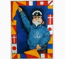Flag waving Unisex T-Shirt