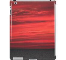 Red Sky at Night iPad Case/Skin