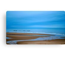 Balmedie Beach Canvas Print