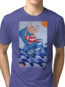 High chair Tri-blend T-Shirt