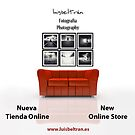 New Online Store by Luis Beltrán