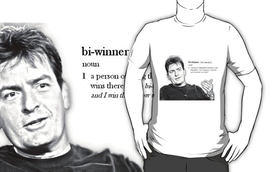 Charlie Sheen - Bi-winner by rich52
