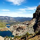 Young America, Upper and Lower Sardine Lakes by Gregg Le Blanc