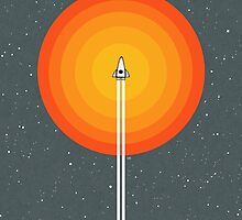 Cruising Past the Sun by Nate Armstrong