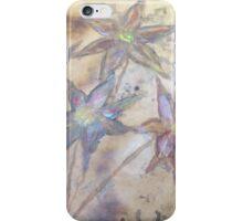 flower gourd iPhone Case/Skin