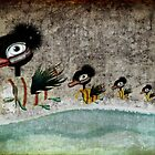 The Ugly Duckling fairytale  by Ruth Fitta-Schulz