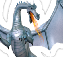 Blue Dragon  Sticker