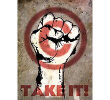 © TAKE IT! Photographic Print