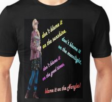 luna and the nargles Unisex T-Shirt