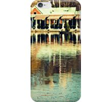 Boathouse iPhone Case/Skin