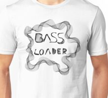 """""""Bass Loader"""" Grey Matter Unisex T-Shirt"""