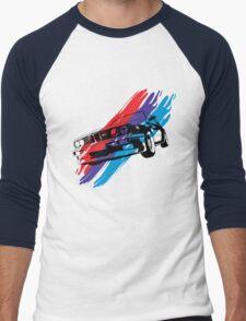 BMW E-30 M3 Men's Baseball ¾ T-Shirt