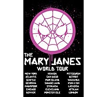 Mary Jane`s World Tour Photographic Print