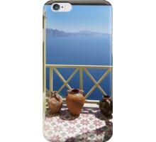 Grecian urns. iPhone Case/Skin