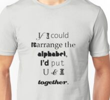 if I could Unisex T-Shirt