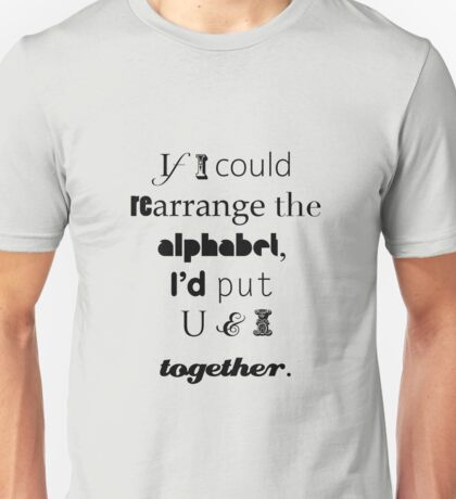 if I could T-Shirt