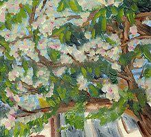 False Spring Panel 3 by Amy-Elyse Neer