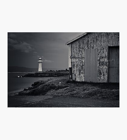 Wollongong Lighthouse, NSW Australia Photographic Print